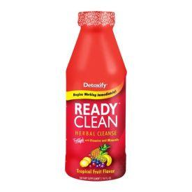 Ready Clean Detox Review Detoxify S Herbal Cleanse Drink