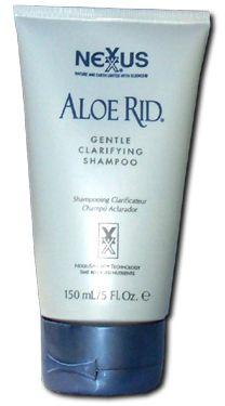 Nexxus Aloe Rid Shampoo for drug test detox