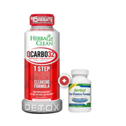Herbal Clean QCarbo32 Review (Enough To Test Negative On Drug Test?)